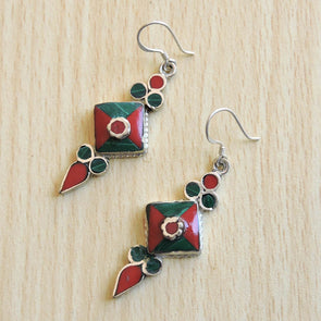 Tibetan Earrings 59