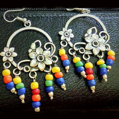 Multicolour Earrings