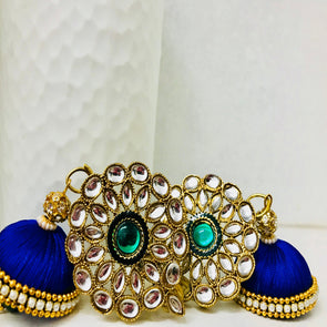 Majestic Statement Jhumkas 02