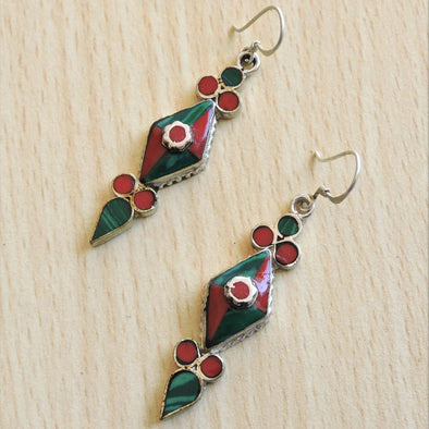 Tibetan Earrings 61