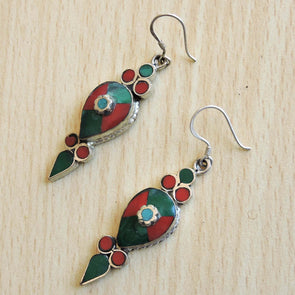 Tibetan Earrings 62