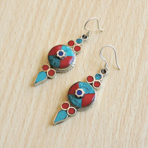 Tibetan Earrings 65