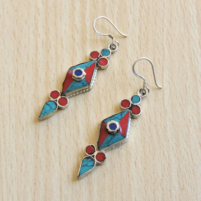 Tibetan Earrings 66