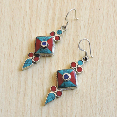 Tibetan Earrings 67