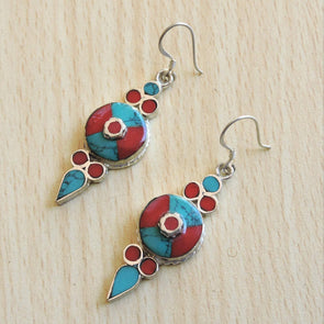 Tibetan Earrings 69
