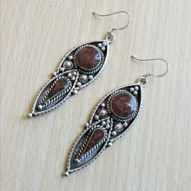 Tibetan Earrings 06