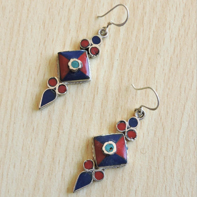 Tibetan Earrings 71