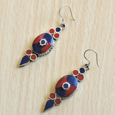 Tibetan Earrings 72