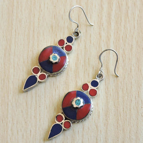 Tibetan Earrings 74