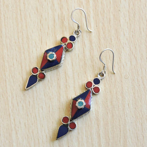 Tibetan Earrings 75