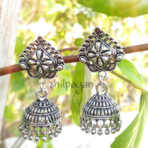 Evergreen Jhumka
