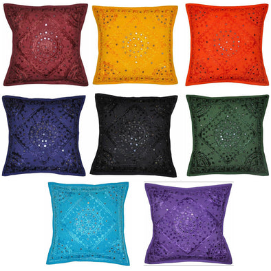Handmade Cushion Cover Set of 8