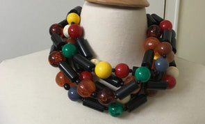 Ethnic beads Necklace 7