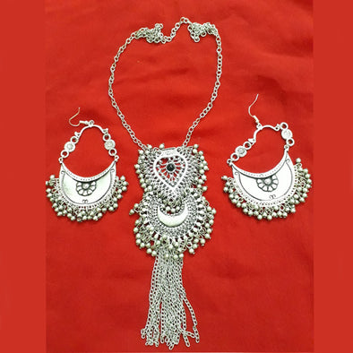 Chand Bali Necklace