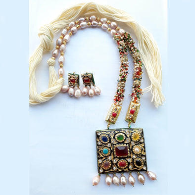 navratna necklace