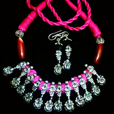 Kolhapur Necklace Set