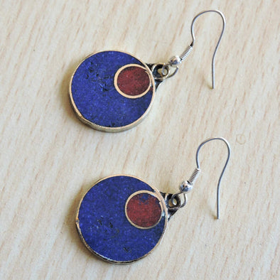 Tibetan Earrings 22