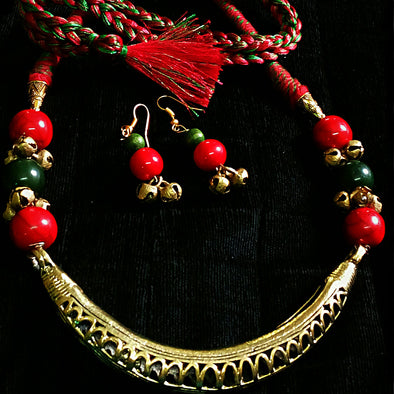 Traditional Dokra Necklace