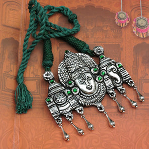 Balaji Pendant Necklace