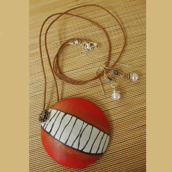 Coconut Shell Jewellery 3