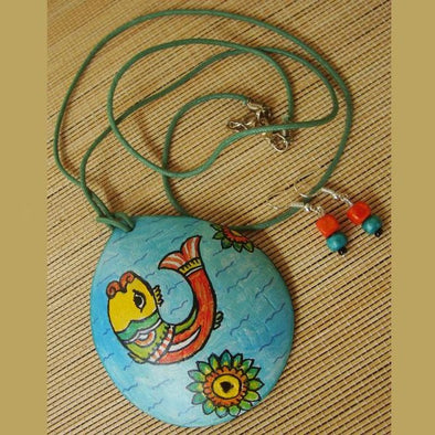 Coconut Shell Jewellery 4