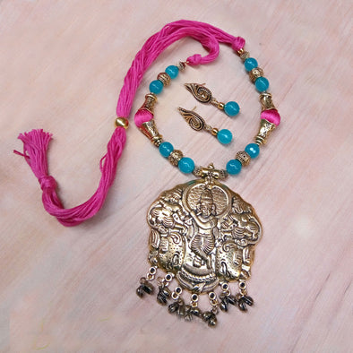 Krishna Antique Neckset