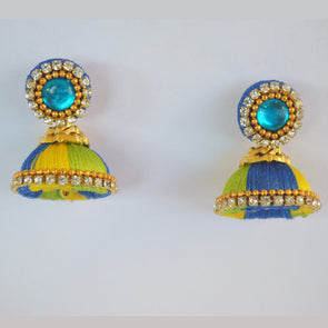 Multi Colour Jhumka 1
