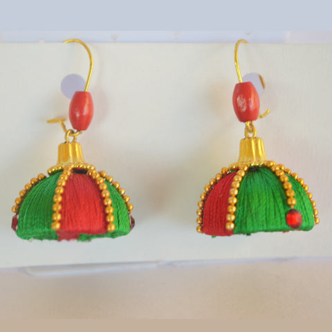 Multi Colour Jhumka 4