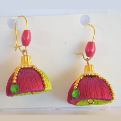Multi Colour Jhumka 3