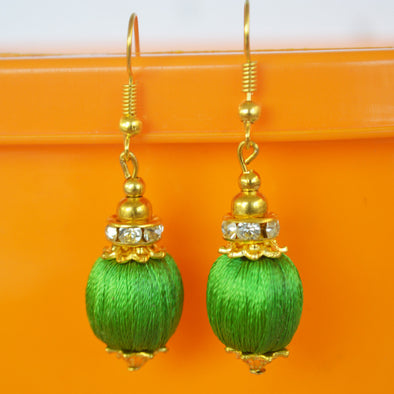 Bead Hook Earring 3
