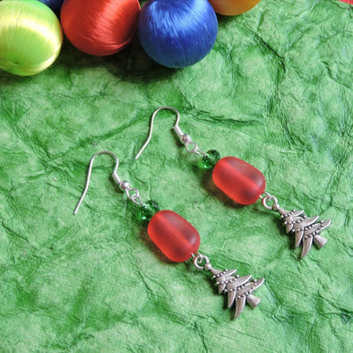 Christmas Earrings - 02