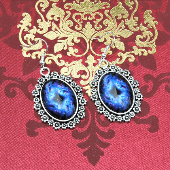 Designer Cabochon Earrings 02