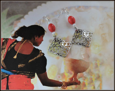 Festive Collection Earrings - 04