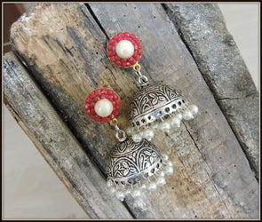 Festive Collection Earrings - 07