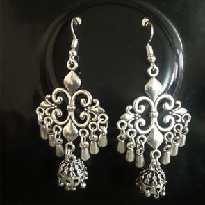 German Silver Earrings 3