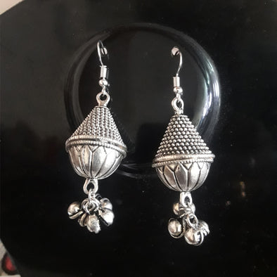 German Silver Earrings 4