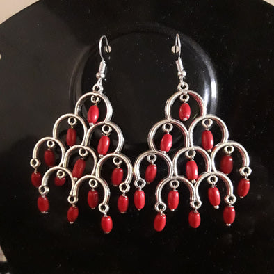 German Silver Earrings 6