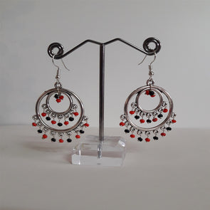 German Silver Earrings 7