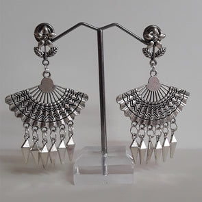 German Silver Earrings 9