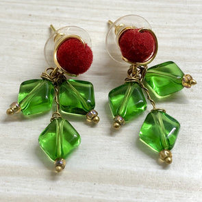 Holly - Christmas Earring Collection