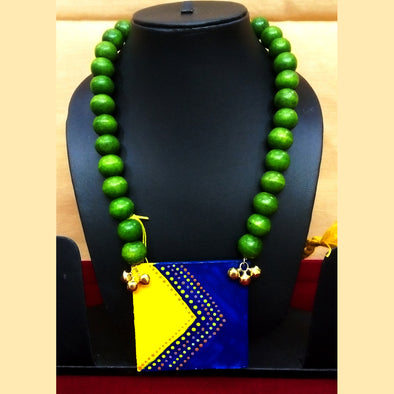 Polka Necklace