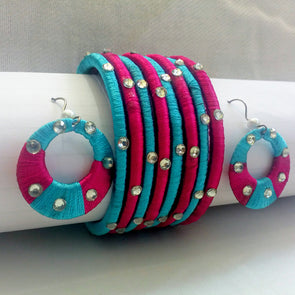 Bangle Earring Combo