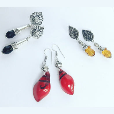 Earrings Set 1