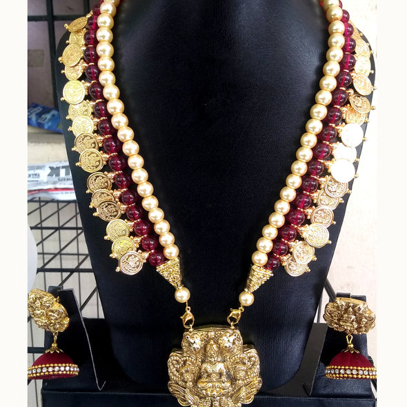 Temple Collection Beaded Set