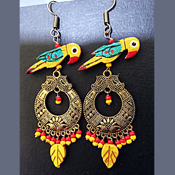 Exclusive Bird Earrings