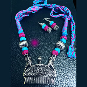 Comb Necklace Set