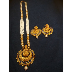 Lakshmi Devi Necklace Set 2