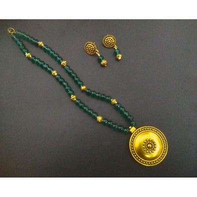 Antique Beads Necklace Set 1