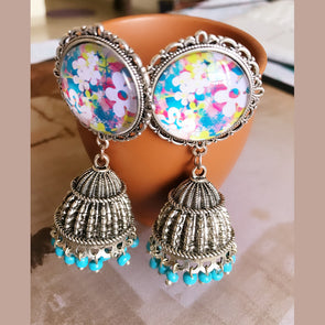 Cabachon Earring 2