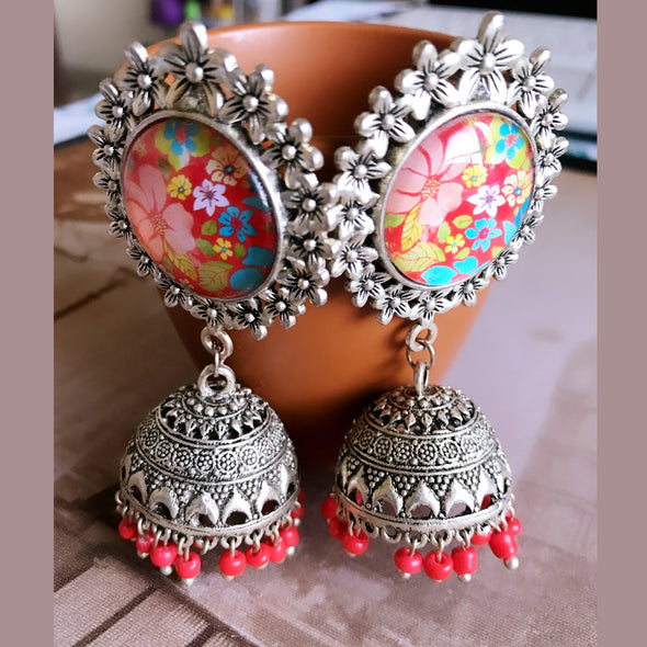 Cabachon Earring 3